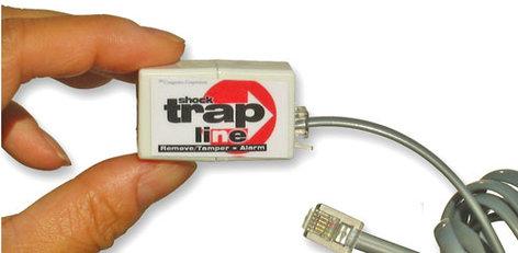 Sonic Shock TRAPLINE Sensor for SONICSHOCK Alarms, Daisychain TRAPLINE