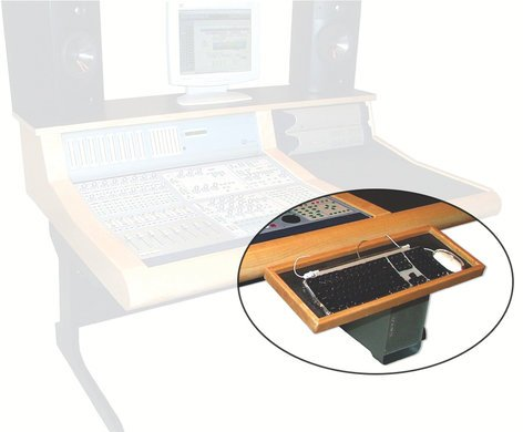 Sound Construc.& Supply KEYBOARD-TRAY Keyboard Slide Tray KEYBOARD-TRAY