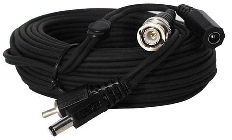 Speco Technologies CBL50BB Cable Extension Video BNC Connector 50ft CBL50BB