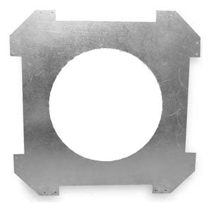 Speco Technologies BRC6F 1 Pair of Mounting Brackets for SP-6CLC Ceiling Speaker System BRC6F