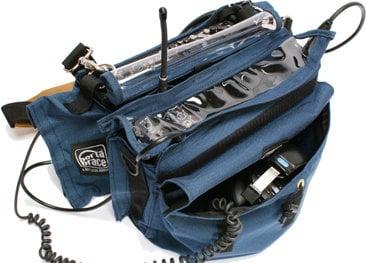 Porta-Brace MXC-552 Gangable Audio Case for Sound Devices' 442, 552 MXC-552