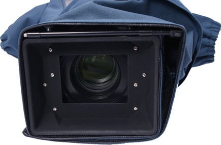 Porta-Brace RS-DSLR2  DSLR Rain Slicker (for Canon & Nikon DSLRs & Matte Boxes or Other Rigs) RS-DSLR2B