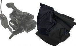 Porta-Brace RS-EXRXF  Rain Slicker for (Canon XF300, XF305, Sony EX1, EX1R Camcorders) RS-EXRXFB