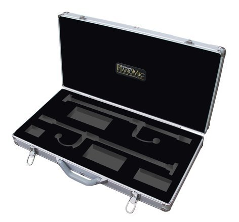 Earthworks PM40T-C Case For Earthworks PM40T Touring PianoMic System PM40T-C