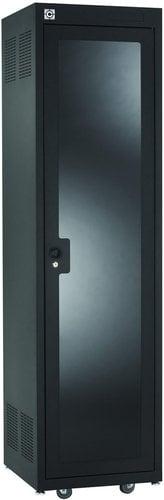 Chief Manufacturing NE1D28P 28 RU Plexi Rack Door (for E1 Series Racks) NE1D28P
