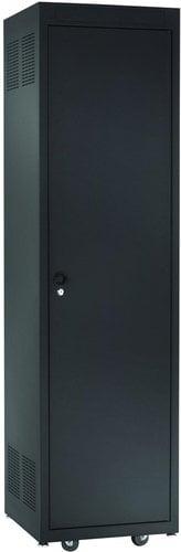 Chief Manufacturing NE1D28S  28 RU Solid Steel Rack Door (for E1 Series Racks) NE1D28S