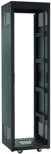 """Chief Manufacturing NE1F2023  20 RU E1 Series Rack (23"""" D, Black) NE1F2023"""