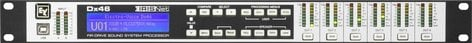 Electro-Voice DX46  Speaker Processor, FIR-Drive, 2 x 6 DX46
