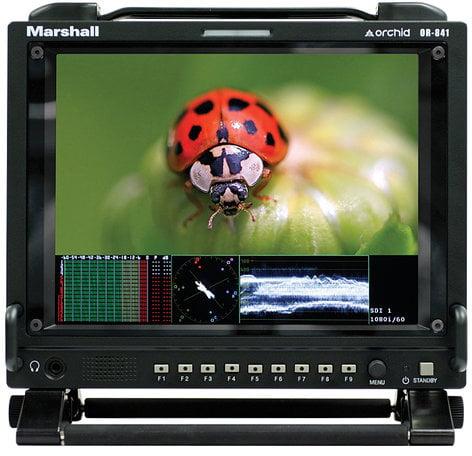 "Marshall Electronics OR-841-HDSDI 8.4"" Rackmount/Camera-Top/Portable LCD Monitor OR-841-HDSDI"