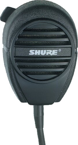 Shure 514B Dynamic Handheld Paging Microphone with Switch 514B