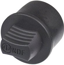 Neutrik NDF  Dummy Plug for XLR-F Receptacles NDF