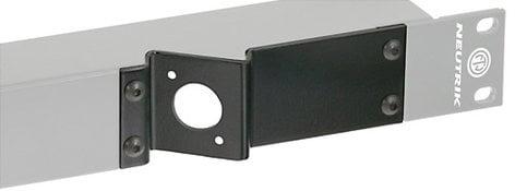 Neutrik NZPFD  Panel Frames,Opticalcon/No Con  NZPFD