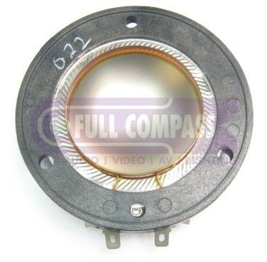 Technomad 338 Diaphragm for 237 HF Driver 338