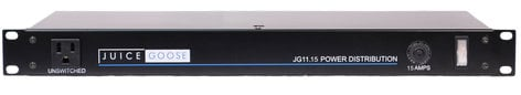 Juice Goose JG11.0-15A 11 Outlet, 15 Amp Capacity Power Distribution Center JG11.0-15A