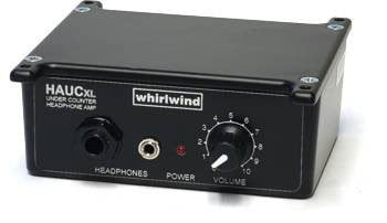 Whirlwind HAUCXL  Headphone Amp, Under Counter, Balanced HAUCXL