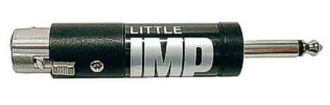 Whirlwind LTLIMP  Converter,XLRF-1/4M  LTLIMP