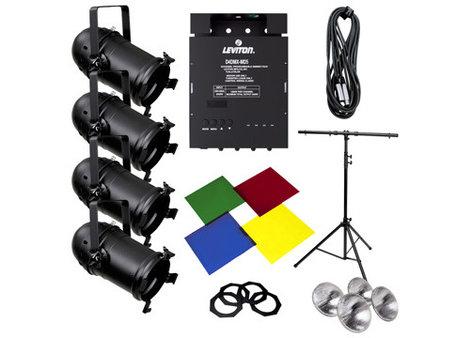 Leviton HONEK-056 Lighting System in a Box Kit HONEK-056