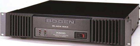 Bogen Communications X450 Power Amplifier, Stereo 450W/Ch @ 70V X450