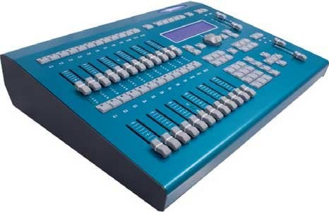 Leviton PPIC0-036 144-Channel Piccolo Lighting Console (with Power Supply & Dust Cover) PPIC0-036