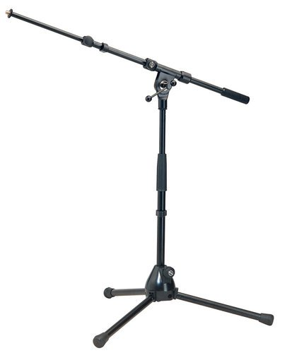 """K&M Stands 259 20""""-28"""" Microphone Stand with 18""""-30"""" Telescoping Boom 259"""