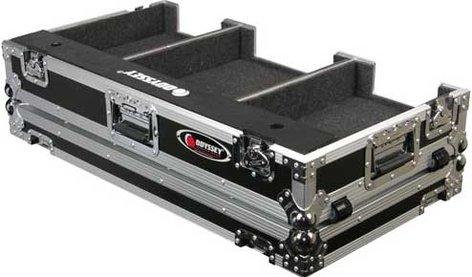 "Odyssey FR12CDIWE Coffin Case for 2 DJ-Style CD Players, 12"" Mixer FR12CDIWE"