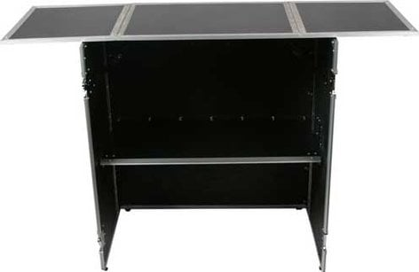 "Odyssey FZF5437T  Folding DJ Table (54"" W x 37"" H Open) FZF5437T"