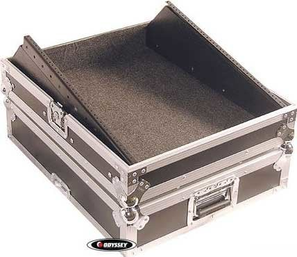 "Odyssey FZMX1912 Universal 19"" ATA Rack-Mount Mixer Case for Mixers up to 12 RU Tall FZMX1912"