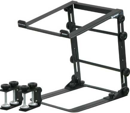 Odyssey LSTANDM Desk/Table/Wall Mobile Equipment Stand for Laptops, etc. LSTANDM