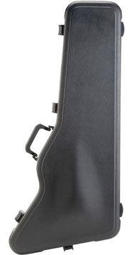 SKB Cases 1SKB-63 Hardshell Electric Guitar Case for Pointed Offset Guitars 1SKB-63