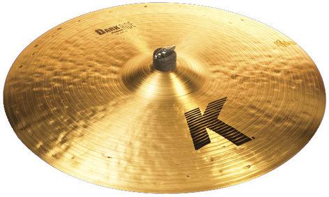 "Zildjian K0830 22"" K Series Dark Medium Ride K0830"