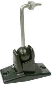 Omnimount 5.0W/C-BLACK Speaker Wall/Ceiling Mount (5 lb Capacity, Black) 5.0W/C-BLACK