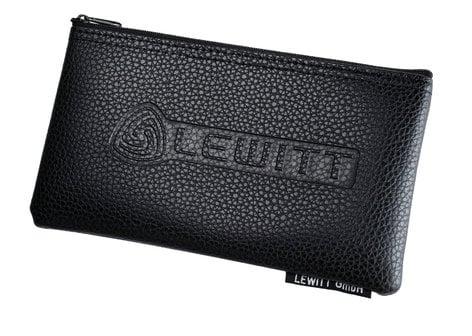 Lewitt DTP40LB Leather Bag for Lewitt Mics DTP40LB