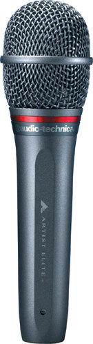 Audio-Technica AE4100 Dynamic Handheld Microphone, Cardioid AE4100