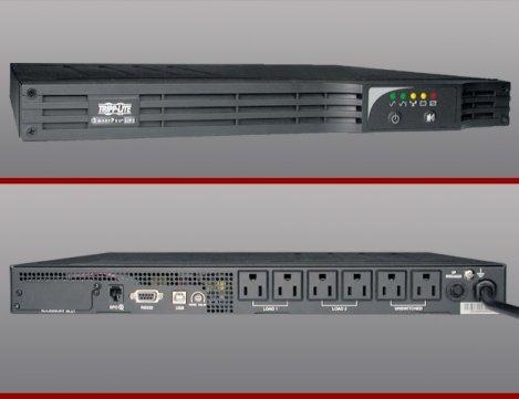 Tripp Lite SMART750RM1U UPS Power System SMART750RM1U