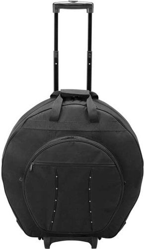 On-Stage Stands CBT4200D Deluxe Cymbal Bag with Trolley CBT4200D