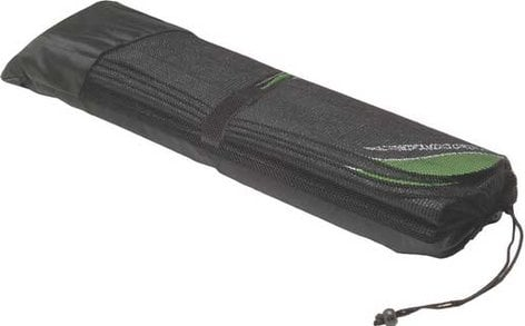 On-Stage Stands DMA4450 4 ft x4 ft Drum Fire Non-Slip Drum Mat with Carry Bag DMA4450