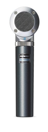 Shure BETA181/BI Bidirectional Side-Address Microphone BETA181/BI