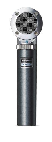 Shure BETA181/BI Bidirectional Side-Address Microphone BETA181/BI