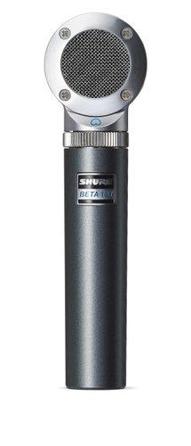 Shure BETA 181/C Side-Address Cardioid Microphone BETA181/C