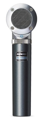 Shure BETA 181/O Side-Address Omnidirectional Microphone BETA181/O