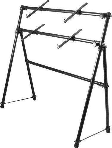 On-Stage Stands KS7902 2-Tier A-Frame Keyboard Stand KS7902