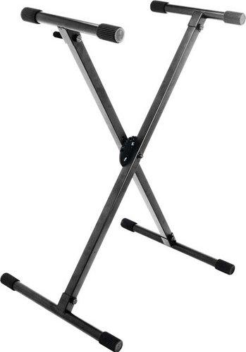 On-Stage Stands KS8290 Single-Braced X-Style Keyboard Stand with ERGO-LOK System KS8290