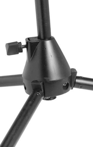 """On-Stage Stands MS7701B 36""""-63"""" Microphone Stand with 30"""" Boom and Euro-Style Tripod Base MS7701B"""
