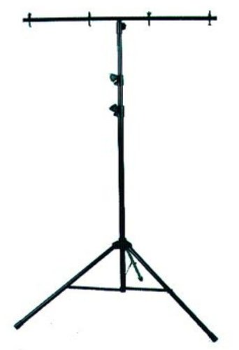 ADJ LTS-6 9ft Black Tri-Pod Economy Light Stand with Crossbar LTS-6