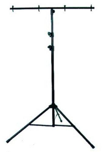 ADJ LTS-6 9ft Black Tri-Pod Economy Light Stand with Crossbar LTS-6