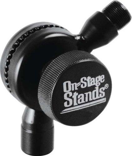 """On-Stage Stands MSA9501 4"""" Posi-Lok Clutch (Black) MSA9501"""