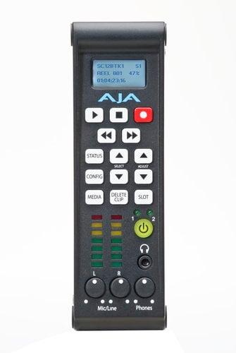 AJA Video Systems Inc Ki Pro Mini Portable Digital File Recorder with AC Adapter KI-PRO-MINI