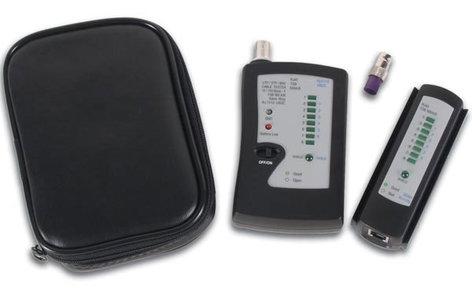 TecNec VTLAN2  LAN Tester RJ10,11,12,45 & BNC  VTLAN2