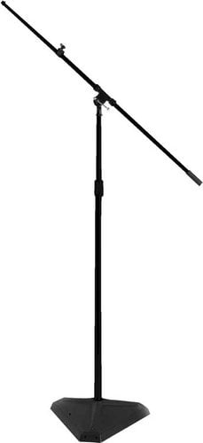 "On-Stage Stands SMS7630 42""-70"" Adjustable Studio Microphone Stand with 32""-49"" Telescoping Boom SMS7630"