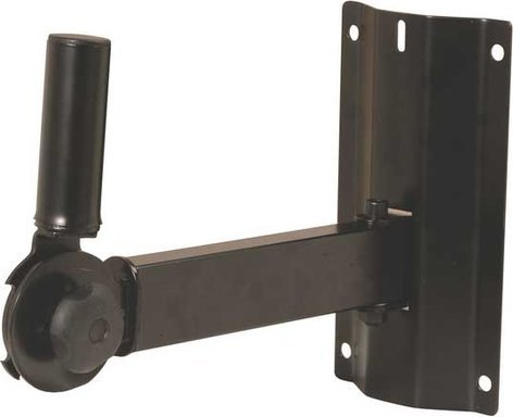 On-Stage Stands SS7322B 1 Pair of Adjustable Wall Mount Speaker Brackets SS7322B
